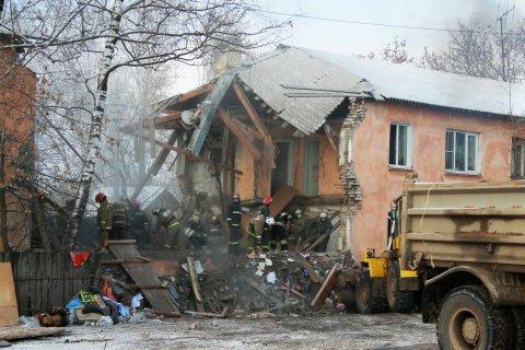 Со взрывами бытового газа собираются бороться штрафами и газоанализаторами