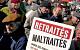 """""""Юманите"""": Французские пенсионеры протестуют против погружения в нищету"""