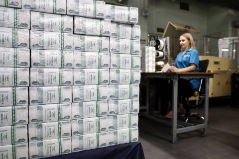 Прибыль российских банков в первом полугодии превысила 1 трлн рублей