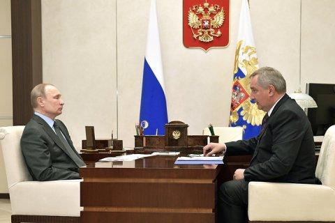 Рогозин доложил Путину об успехах ГЛОНАСС, на следующий день система вышла из строя