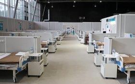 В Москве снова открывают «временные» коронавирусные госпитали