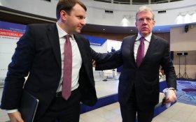 Орешкин считает, успехам нацпроектов мешают шпионы, работающие в Счетной палате и аппарате правительства