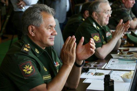 Шойгу заявил, что США подталкивают страны мира к новой гонке вооружений