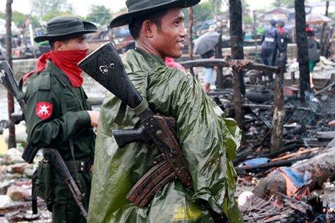 Политический лидер Мьянмы заявила о массовой дезинформации вокруг ситуации с рохинджа