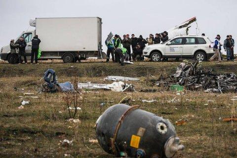 ЕС призвал Россию признать ответственность за крушение лайнера рейса MH17 в Донбассе. В России это назвали цинизмом