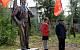 В Чите восстановили памятник Ленину