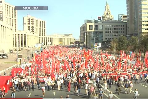 Каждый второй россиян готов выйти на акции протеста против повышения пенсионного возраста