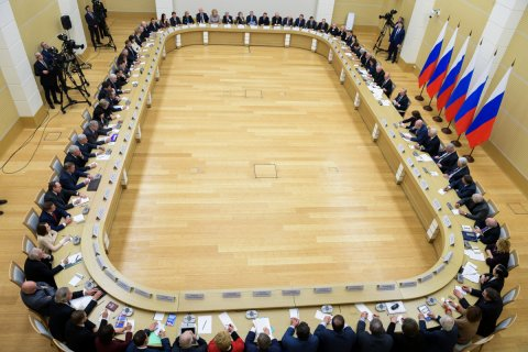 Путин определил, какие поправки в Конституцию правильные, а какие нет