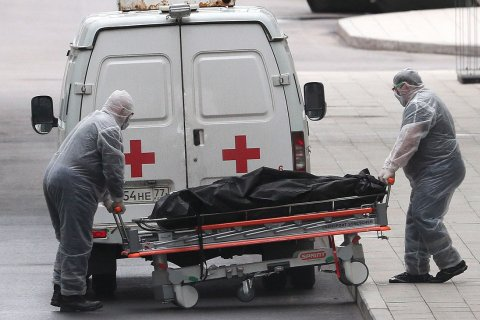 Россия обогнала Индию и вышла на второе место в мире по числу смертей от коронавируса за сутки