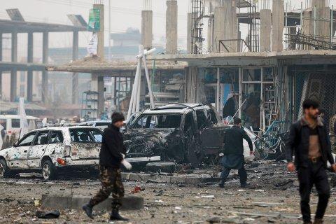 Россия оплатит восстановление Афганистана