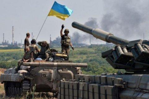 Донбасс за выходные обстреляли почти 1500 раз