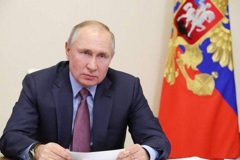 Путин пообещал, что не бросит Донбасс