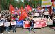 В Сыктывкаре коммунисты провели крупнейший в регионе митинг против завоза мусора из Москвы