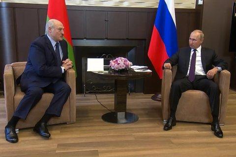 Лукашенко рассказал об извинениях Путина перед ним