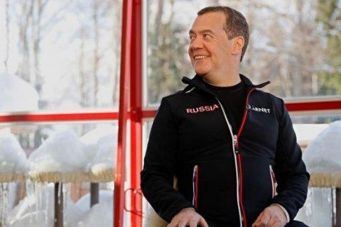 На содержание Дмитрия Медведева выделят 1,7 миллиарда рублей