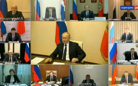 «Победили печенегов, победим и заразу коронавирусную». Владимир Путин поручил бороться с коронавирусом в каждом регионе индивидуально