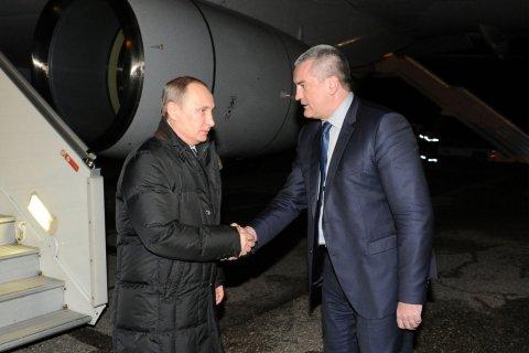 Глава Крыма: верните в Россию монархию
