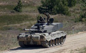 В британской армии осталось 227 танков