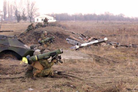 Украина в 2020 году закупит у США три крупные партии вооружения