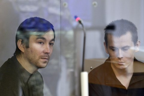 Савченко обменяли на «бойцов ГРУ»