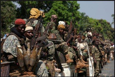 Россия может отправить солдат для борьбы с повстанцами в Африке