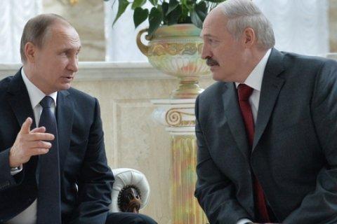 Правительство РФ одобрило выделение кредита Белоруссии на 700 млн долларов