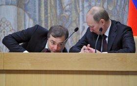 Сурков заявил, что принятие поправок в Конституцию приведет к обнулению президентских сроков Путина