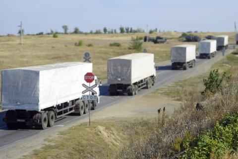 Контрабандисты отремонтировали дорогу для ввоза в Россию «санкционки»