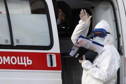 В России от коронавируса умерли более 600 человек. Число заболевших превысило 68 тысяч человек