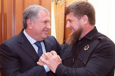 Сечин и Кадыров договорились. Кто кого?