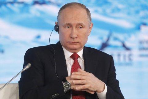 Путин: Россия хочет строить добрые отношения с США, все остальное — ложь и выдумки