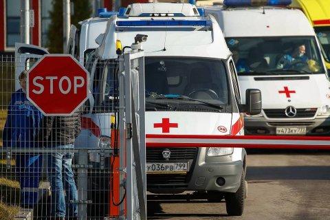 В России за сутки выявлено рекордное число заразившихся и умерших от коронавируса