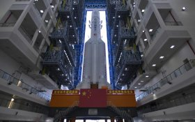 Китай планирует построить пятый космодром