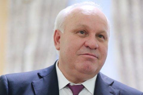 Врио главы Хакасии Виктор Зимин снял свою кандидатуру с выборов. «И на это есть пять причин…»