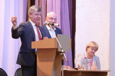 Коллективу народного предприятия «Усольский свинокомплекс» вручена Ленинская премия