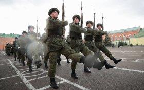 В Минобороны сообщили, что подготовка к параду Победы в Москве идет по плану