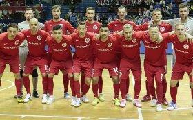 Мини-футбольный клуб КПРФ поборется за третье место в Лиге Чемпионов