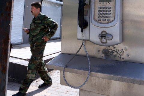 МВД назвало Сирию источником массовых телефонных звонков о минировании