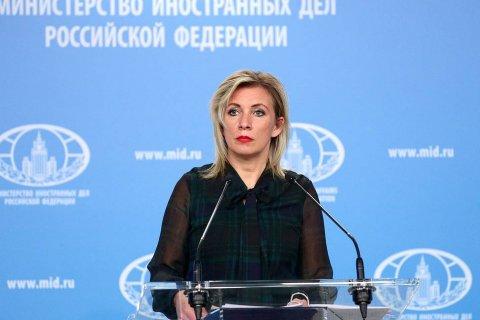 Захарова пригрозила Турции за отказ признать выборы в Крыму