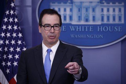 Минфин США пообещал новые санкции в отношении России в течение 30 дней