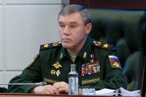 Начальник Генерального штаба заявил об отсутствии предпосылок к крупномасштабной войне до 2050 года