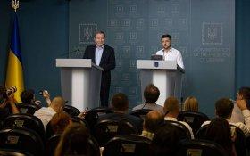 Зеленский назначил Кучму представителем Украины в контактной группе по Донбассу