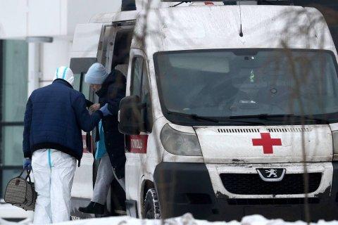 В России поставлены новые рекорды по суточной смертности и заражению коронавирусом