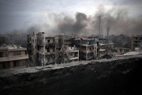 ВКС РФ помогли войскам Сирии продолжить наступление на Дейр-Эз-Зор