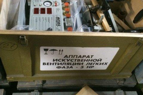 В Костромской и Свердловской областях мошенники пытались продать 1,5 тыс. просроченных аппаратов ИВЛ