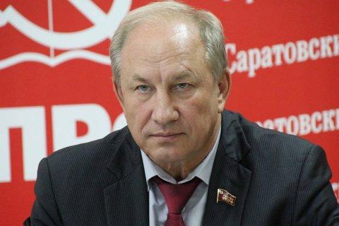 Валерий Рашкин сравнил давление властей на совхоз Грудинина с фашизмом