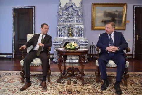 Белоруссия отказалась признать долг за газ перед Россией