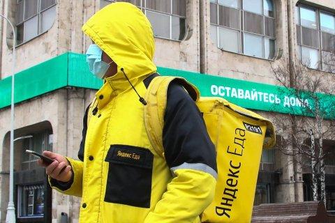 40% россиян готовы пойти работать курьерами