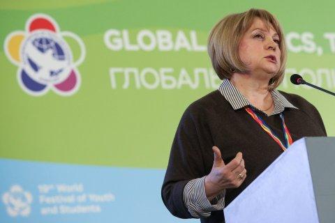 Памфилова заявила, что ей никогда так комфортно не работалось, как при действующей власти