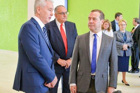 Мосгорсуд отказался снять Собянина с выборов мэра по иску кандидата от КПРФ Вадима Кумина